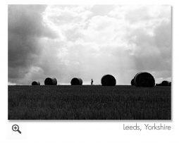 Leeds, Yorkshire Landscape Photograph.