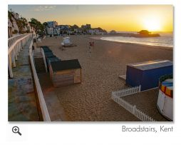 Broadstairs, Kent Landscape Photograph