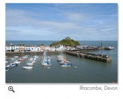 Ilfracombe, Devon