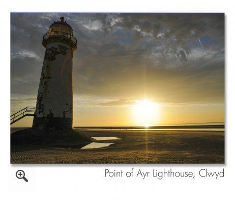 Point of Ayr Lighthouse, Clwyd