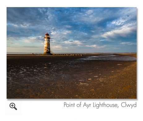 Point of Ayr Lighthouse, Clwyd