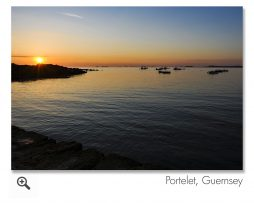 Portelet, Guernsey, Channel Islands