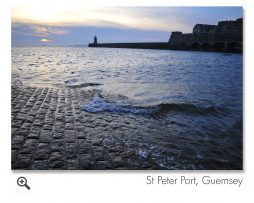 St Peter Port, Guernsey, Channel Islands