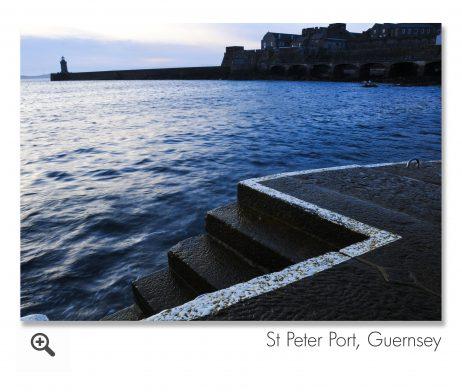 St Peter Port, Guernsey, Channel Islands