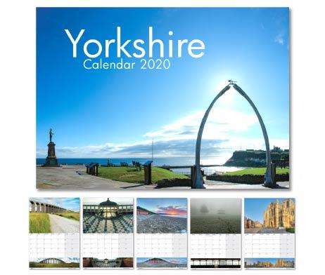 Yorkshire Calendar 2020